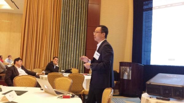 Derek Wang - CEO of Taste Analytics
