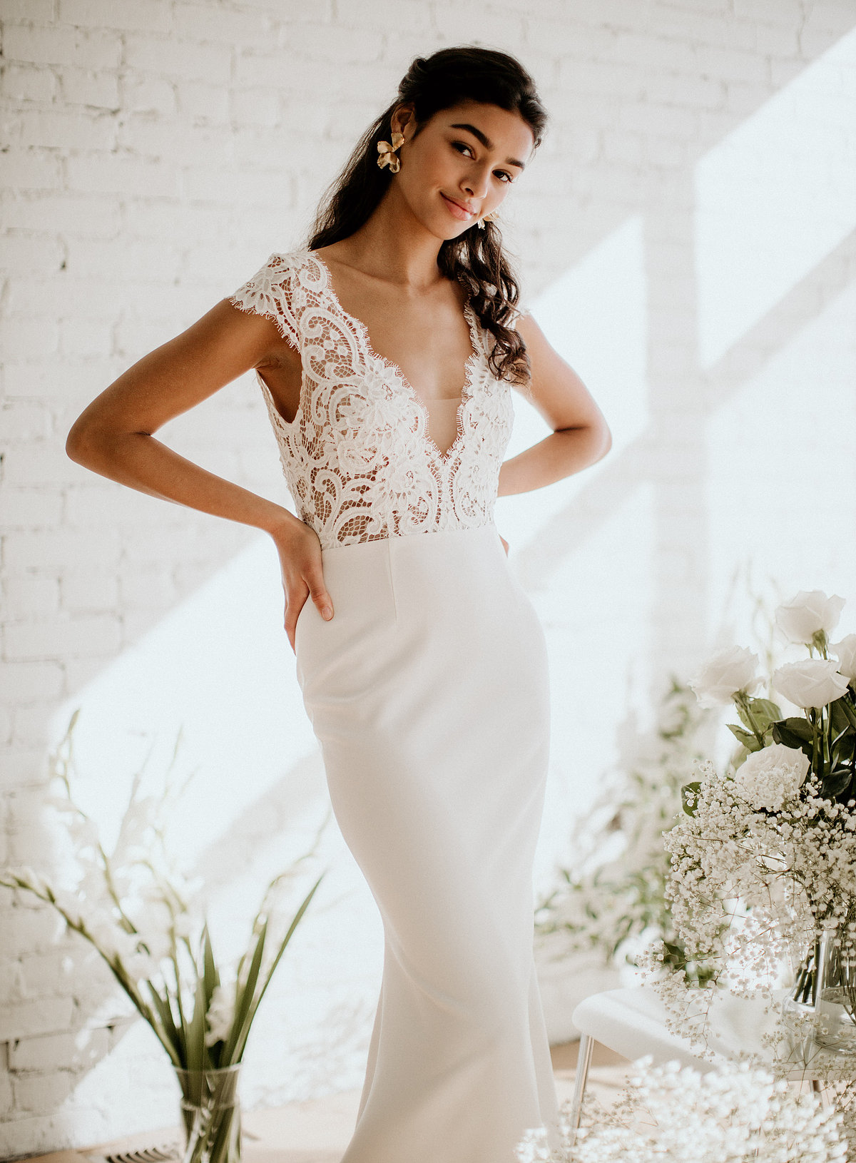 Anais Alexandra connecticut — everthine bridal boutique
