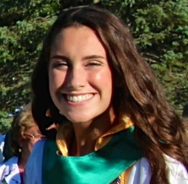 Seventeen-year-old Delina Auciello said she wishes she could spend her summer in Kenya instead of her native Long Island after her 10-day missionary trip there in February.  READ MORE  (Credit: Bishop McGann-Mercy HS)