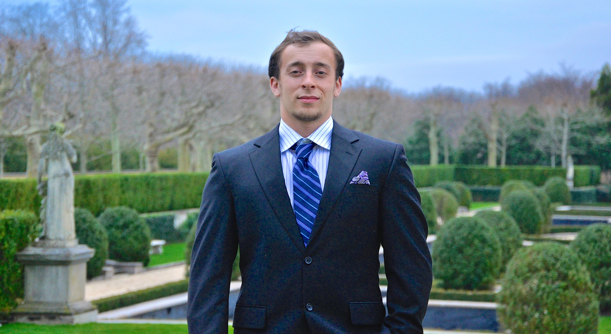 Brian at Oheka Castle