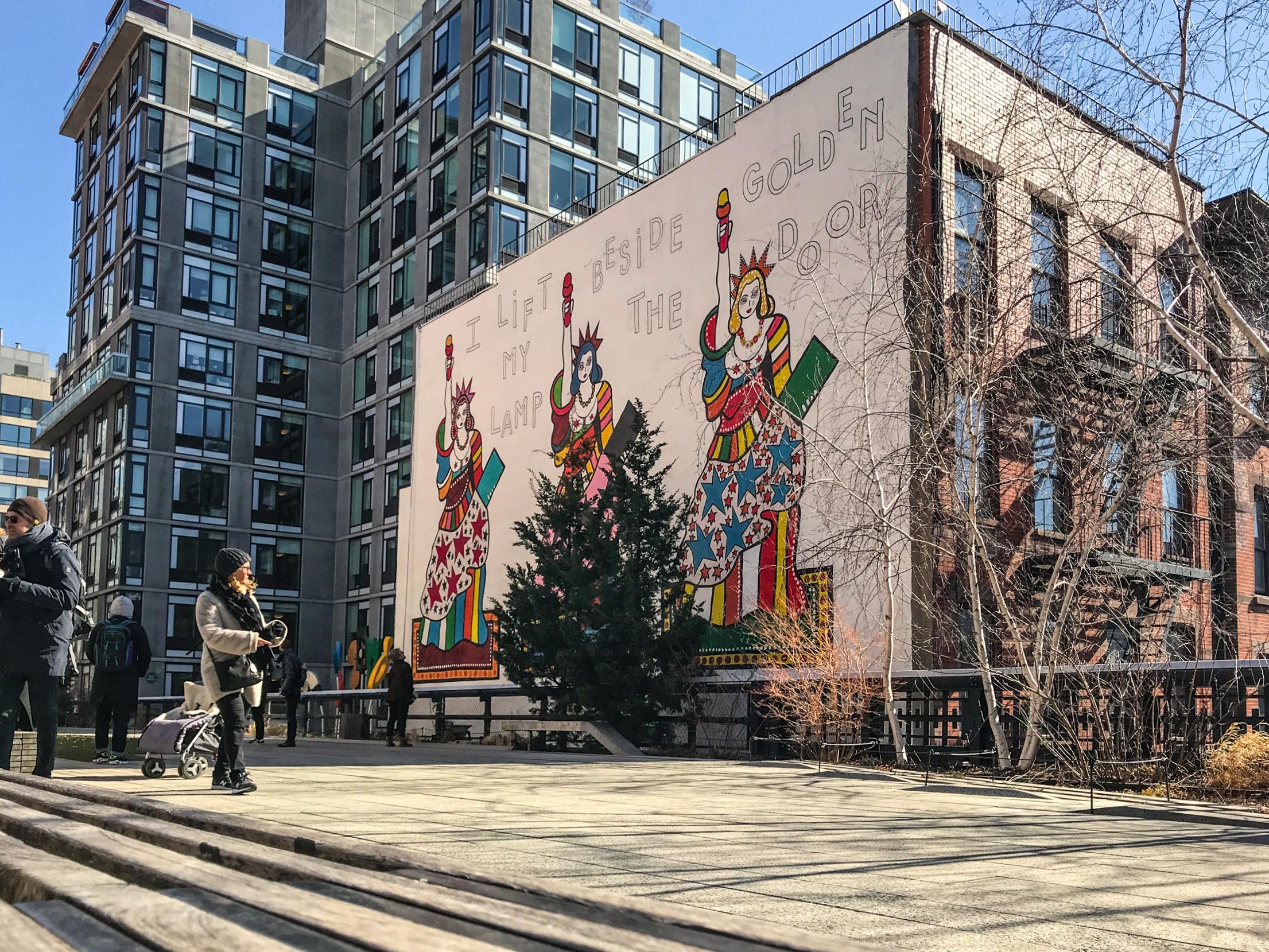 @ @ Mural of Statue of Liberty__High Line_3.17.18.jpg