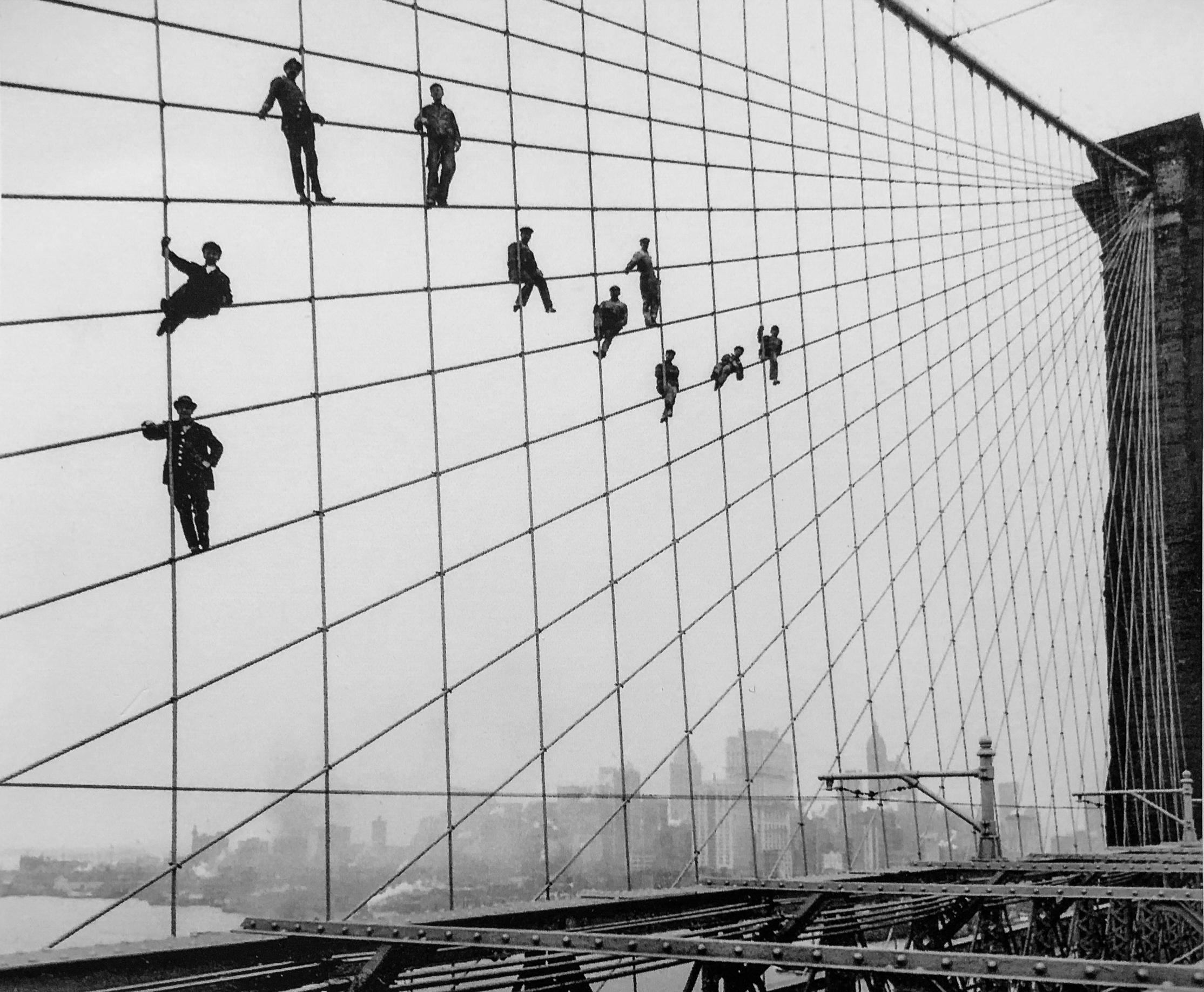 @ Vintage photo Brooklyn Bridge_Photo © Joseph Kellard:kellardmedia.com.jpg