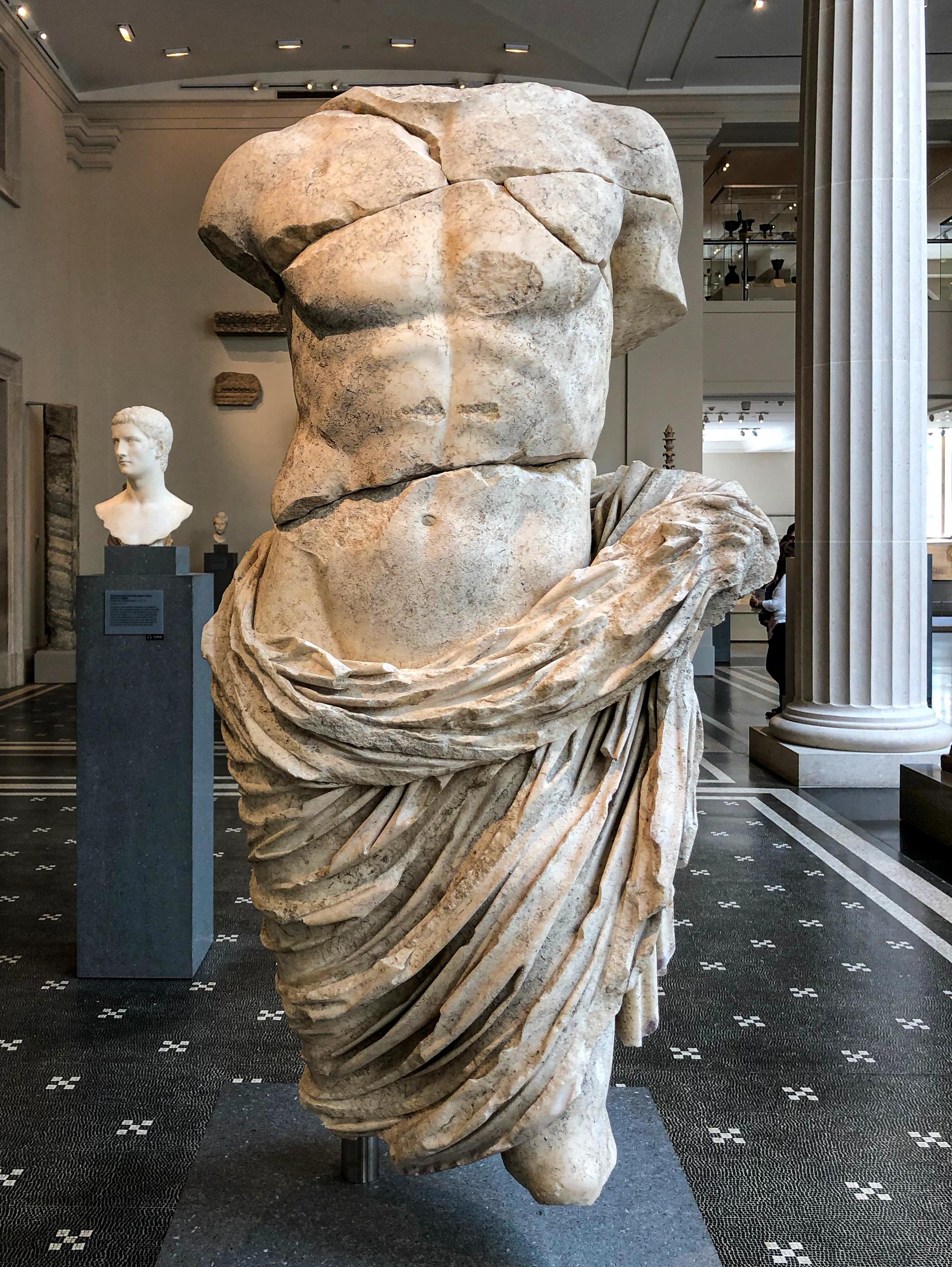 @ Marble Statue of Imperial Family Member_Roman-Metropolitan Museum_May 2019.jpg
