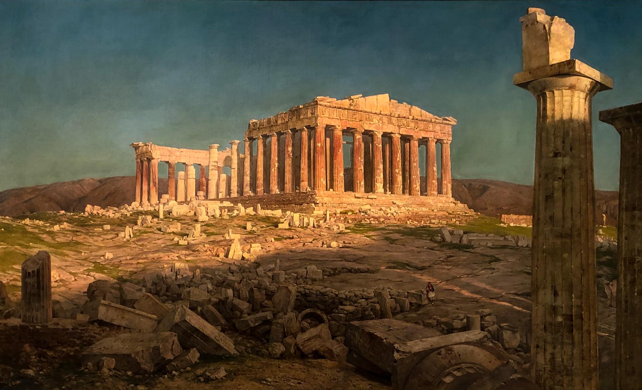 @ Parthenon, The_Frederic Edwin Church_Metropolitan Museum_.jpg
