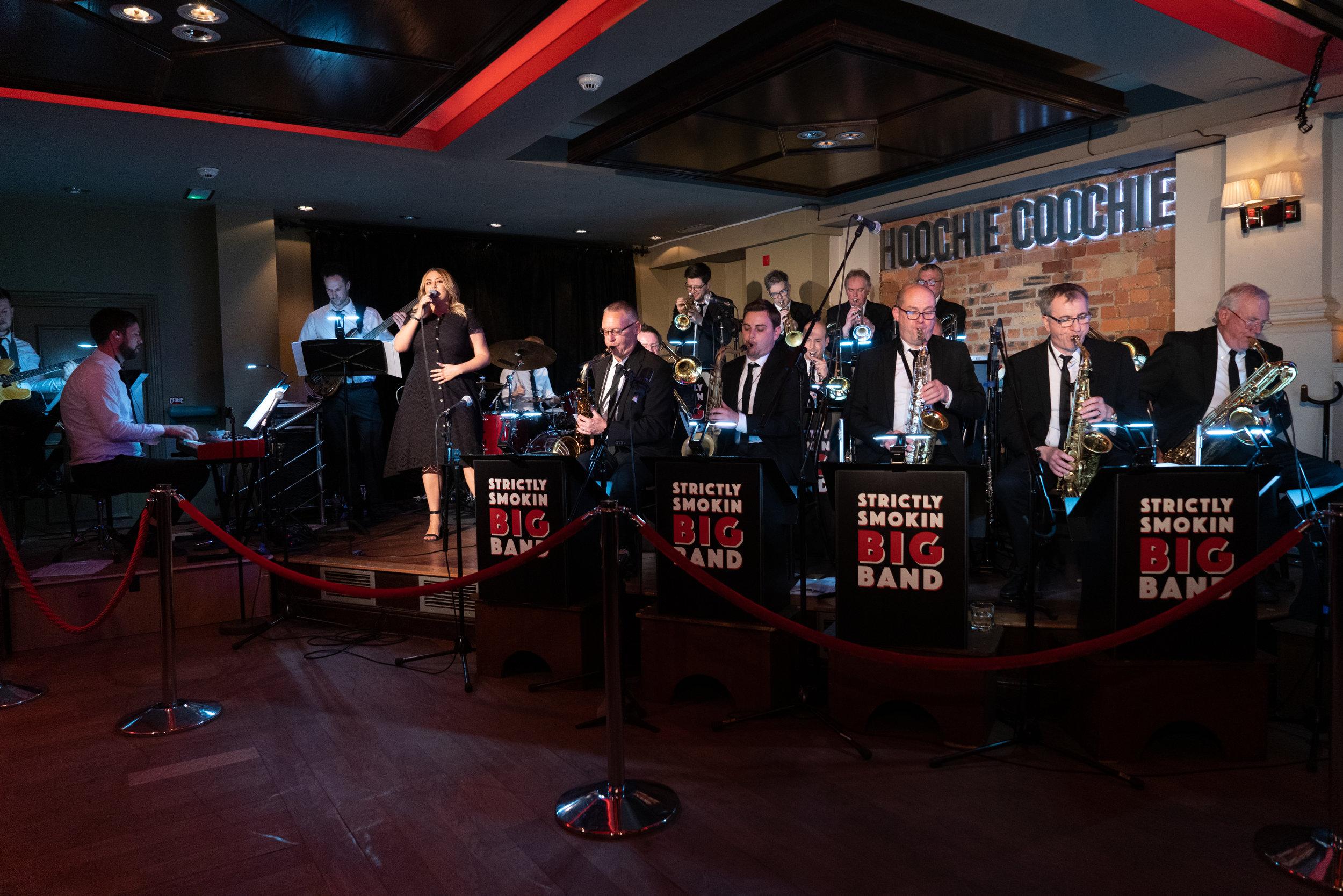 Strictly-Smokin Big Band