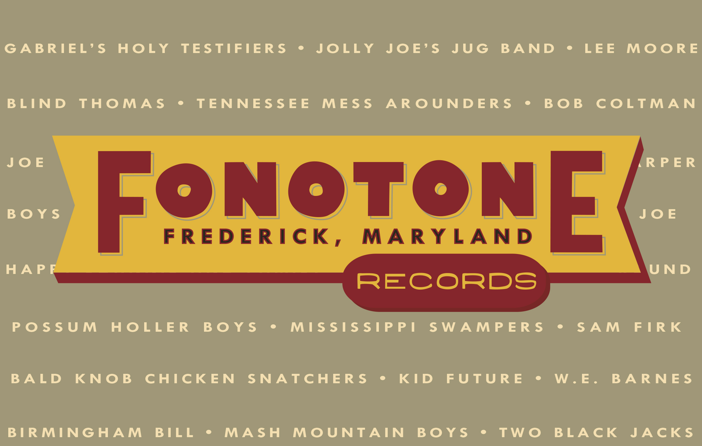 """Fonotone Records  Release Date: November 01, 2005 Label: Dust-to-Digital  SERVICE: Restoration, Mastering SOURCE MATERIAL: 1/4"""" Tape NUMBER OF DISCS: 5 GENRE: Blues, Gospel, Country FORMAT: CD"""