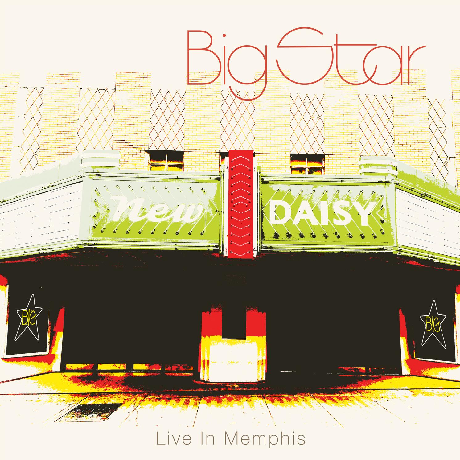Big Star - Live In Memphis  Release Date: November 4, 2014 Label: Omnivore Recordings  SERVICE: Restoration NUMBER OF DISCS: 1 GENRE: Rock FORMAT: CD and LP