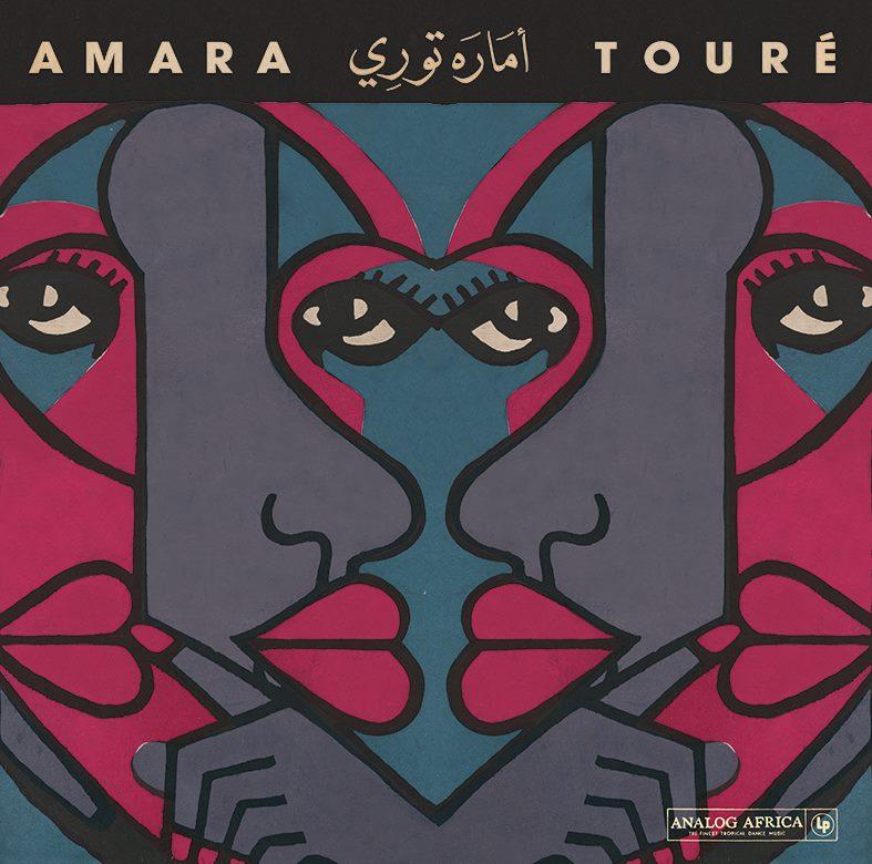 Amara Touré-Amara Touré (1973 - 1980)  Release Date: June 22, 2015 Label: Analog Africa  SERVICE: Restoration, Mastering SOURCE MATERIAL: Vinyl Records NUMBER OF DISCS: 1 GENRE: Congolese Funk FORMAT: CD and LP