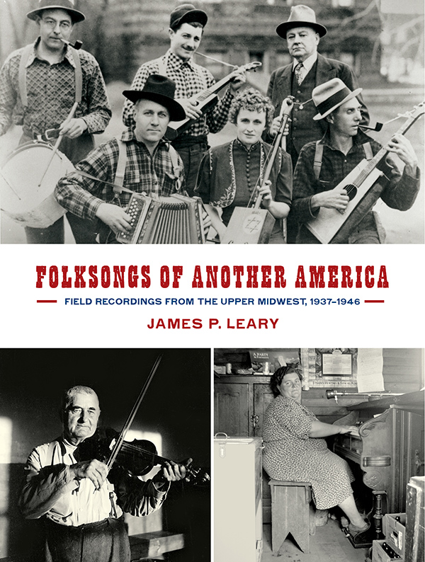 Folksongs of Another America: Field Recordings from the Upper Midwest, 1937-1946  Release Date: August 7, 2015 Label: Dust-to-Digital  SERVICE: Restoration, Mastering SOURCE MATERIAL: Tape, lacquer discs NUMBER OF DISCS: 5 GENRE: Folk FORMAT: CD
