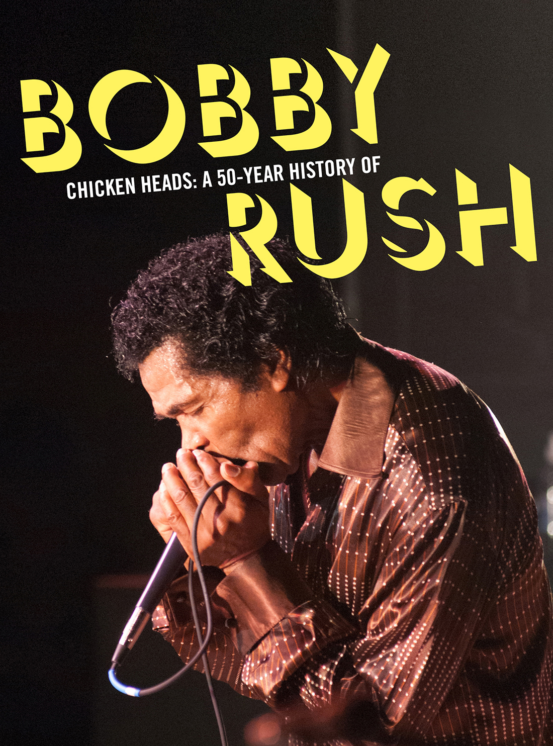 Bobby Rush -Chicken Heads: A 50-Year History Of Bobby Rush  Release Date: November 27, 2015 Label: Omnivore Recordings  SERVICE: Restoration,Mastering NUMBER OF DISCS: 4 GENRE: R&B, Funk, Soul FORMAT: CD   TRAILER