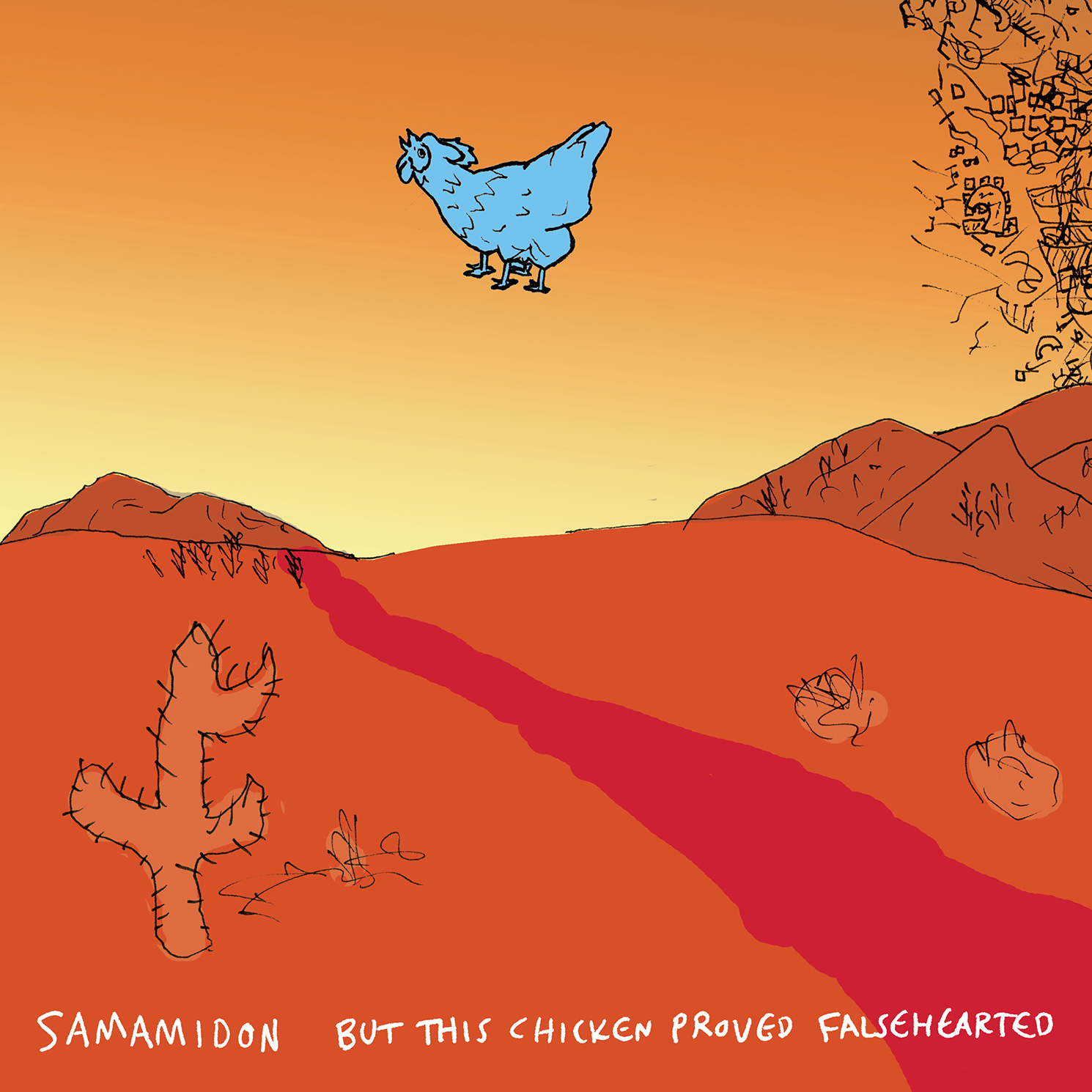 Sam Amidon - But This Chicken Proved Falsehearted  Release Date: December 4, 2015 Label: Omnivore Recordings  SERVICE: Mastering NUMBER OF DISCS: 1 GENRE: Rock FORMAT: LP, CD   TRAILER