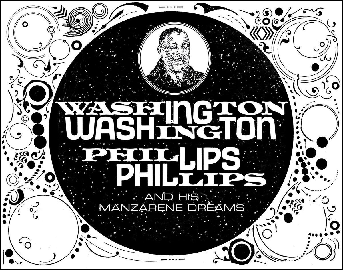 Washington Phillips -Washington Phillips & His Manzarene Dreams  Release Date: November 11, 2016 Label: Dust-to-Digital  SERVICE: Restoration, Mastering SOURCE MATERIAL: 78 rpm records NUMBER OF DISCS: 1 GENRE: Roots FORMAT: CD