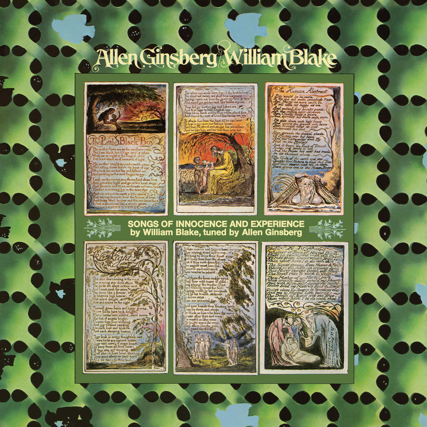 Allen Ginsberg - The Complete Songs of Innocence and Experience   Release Date: June 23, 2017 Label: Omnivore Recordings  SERVICE: Restoration, Mastering NUMBER OF DISCS: 1 GENRE: Rock FORMAT: CD