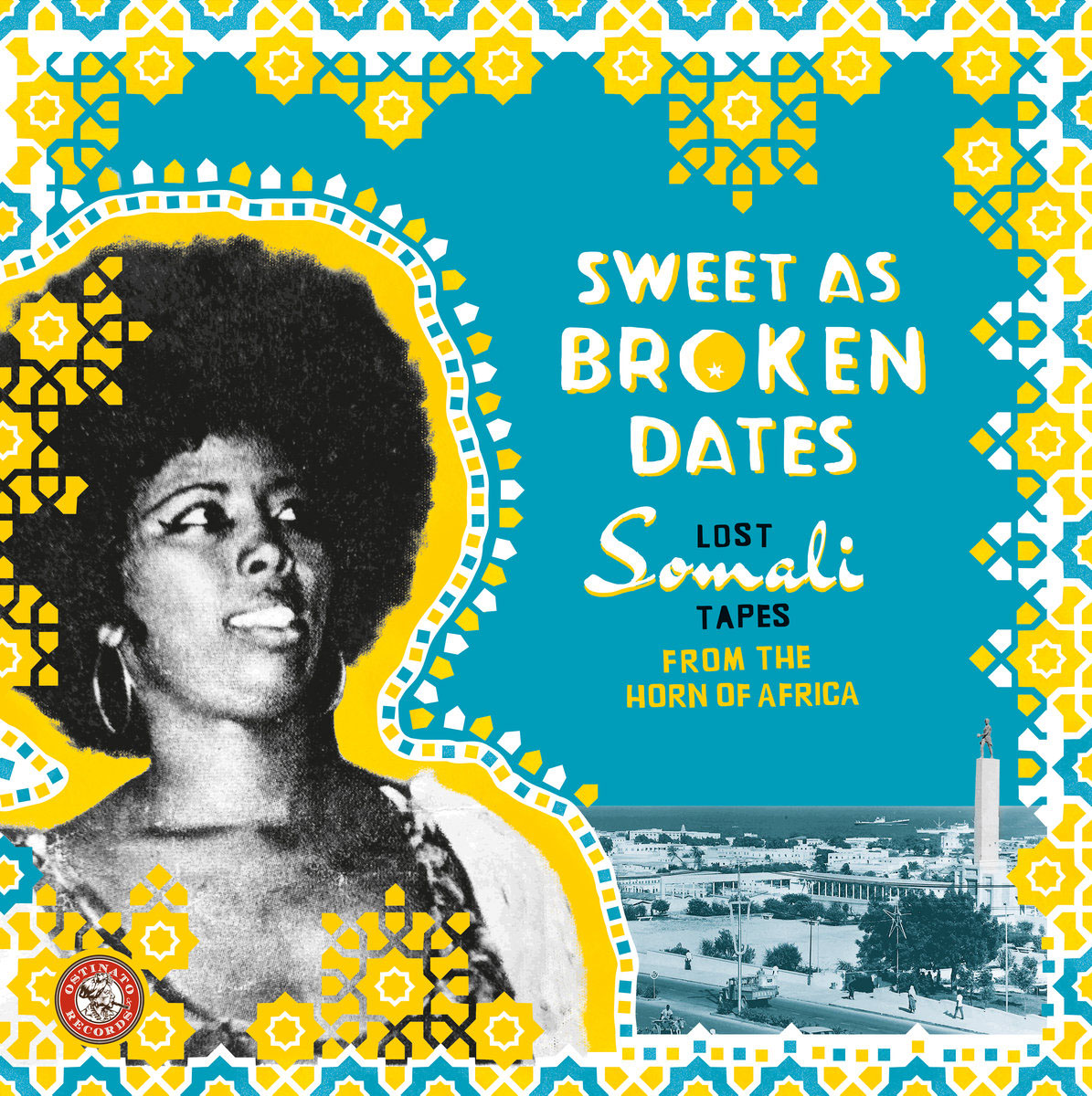 Sweet As Broken Dates: Lost Somali Tapes from the Horn of Africa  Release Date: August 25, 2017 Label: Ostinato Records  SERVICE: Mastering, Restoration NUMBER OF DISCS: 1 GENRE: African FORMAT: CD, LP, Download