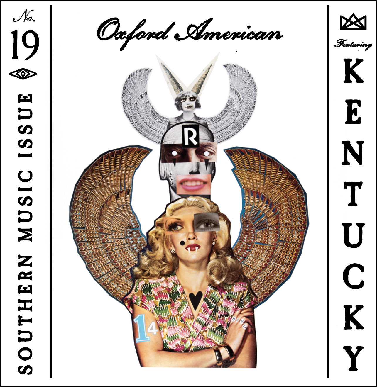 Various Artists - The Oxford American Magazine's 19th Southern Music Issue: Kentucky, Winter 2017  Release Date: November 21, 2017 Magazine: Oxford American Magazine  SERVICE: Restoration,Mastering NUMBER OF DISCS: 1 GENRE: Kentucky FORMAT: CD, Download
