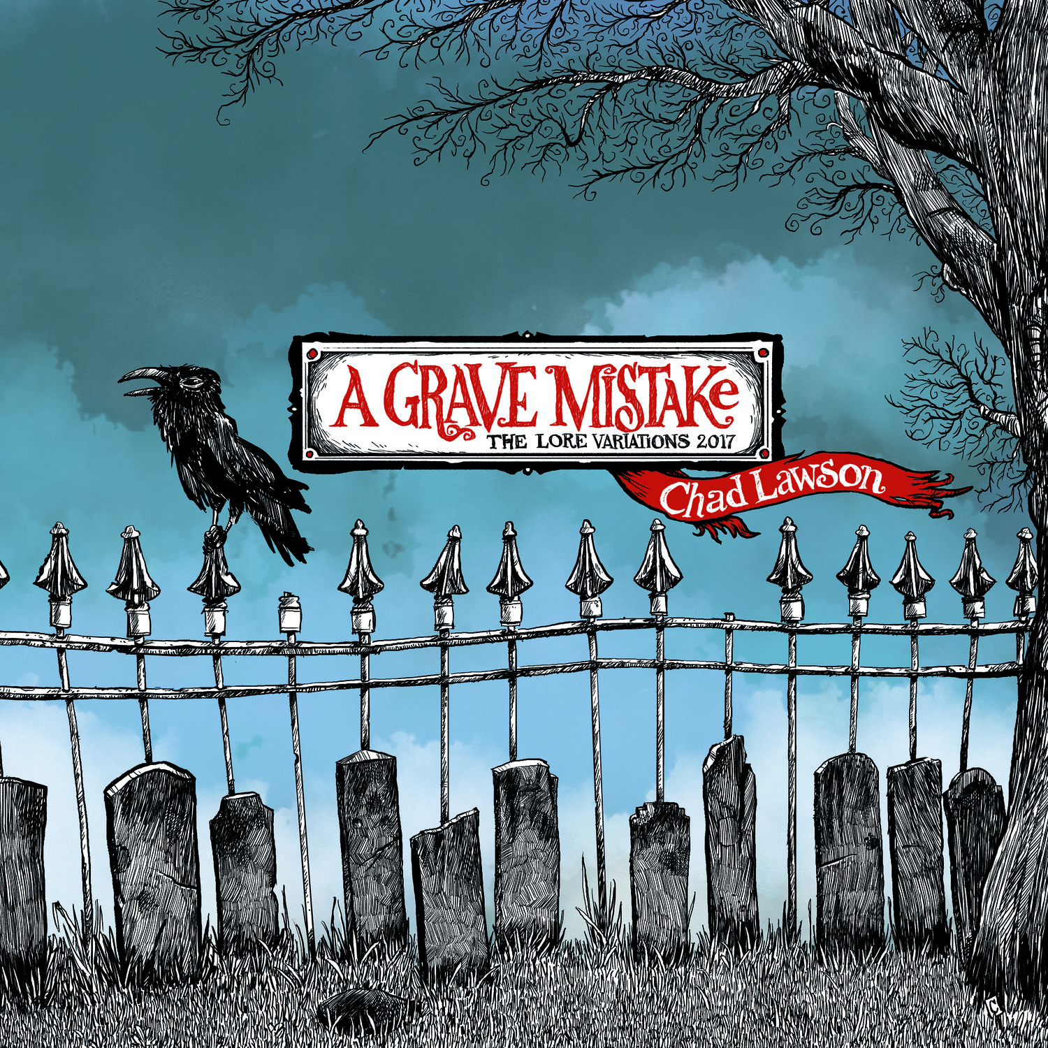 Chad Lawson - A Grave Mistake: The Lore Variations  Release Date: October 20, 2017 Label: Hillset Records  SERVICE: Mastering NUMBER OF DISCS: 1 GENRE: Classical FORMAT: CD