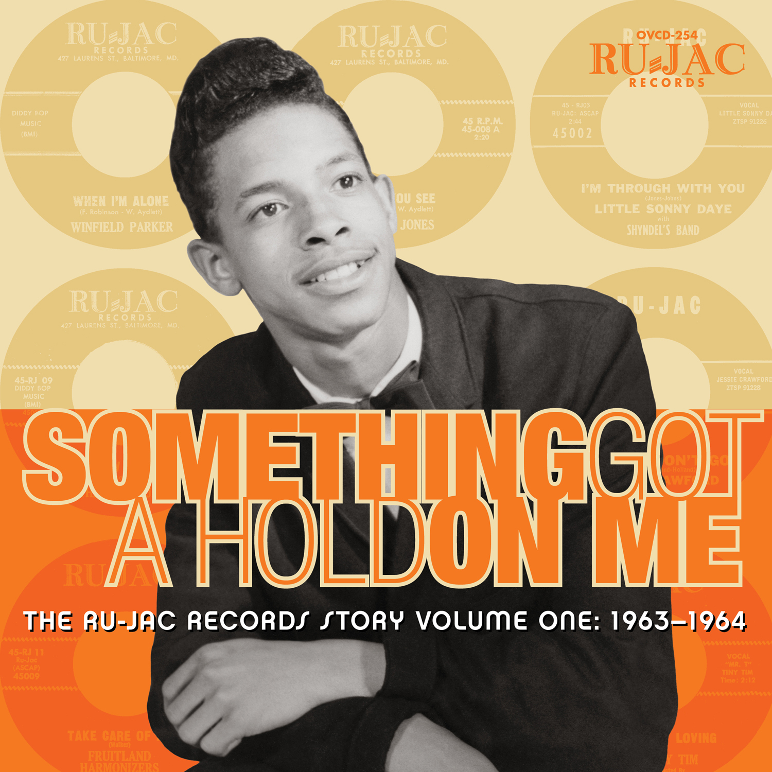 Various Artists - Something Got A Hold On Me: The Ru-Jac Records Story Volume One: 1963–1964  Release Date: January 19, 2018 Label: Omnivore Recordings  SERVICE: Restoration, Mastering NUMBER OF DISCS: 1 GENRE: Soul FORMAT: CD