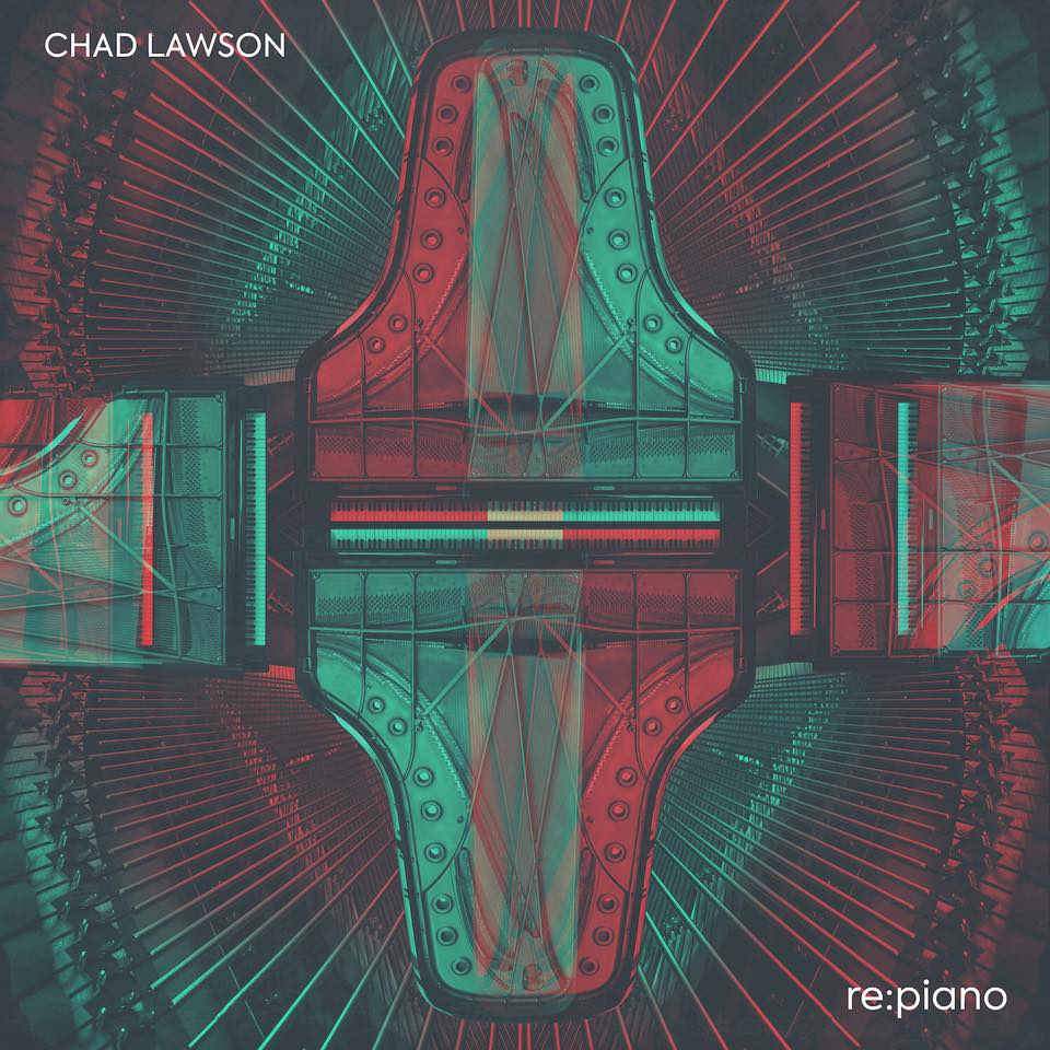 Chad Lawson - re:piano  Release Date: March 23, 2018 Label: HIllset Records  SERVICE: Mastering NUMBER OF DISCS: 1 GENRE: Classical FORMAT: CD