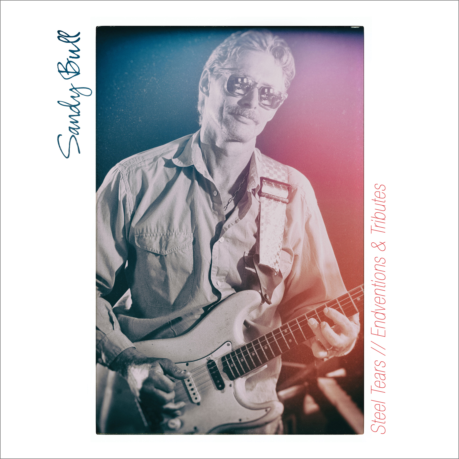 Sandy Bull - Steel Tears // Endventions & Tributes  Release Date: April 13, 2018 Label: Omnivore Recordings  SERVICE: Restoration, Mastering NUMBER OF DISCS: 1 GENRE: Country FORMAT: CD