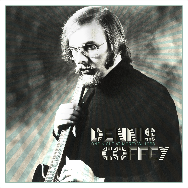 Dennis Coffey - One Night At Morey's: 1968  Release Date: June 8, 2018 Label: Omnivore Recordings  SERVICE: Restoration, Mastering NUMBER OF DISCS: 1 GENRE: Jazz/Funk FORMAT: CD