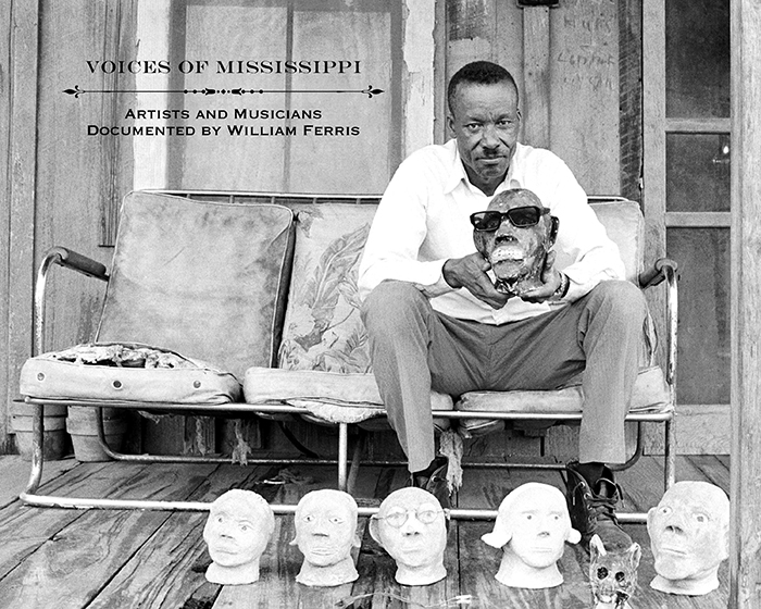 Voices Of Mississippi: Artists And Musicians Documented By William Ferr is Release Date: June 1, 2018 Label: Dust-to-Digital  SERVICE: Restoration, Mastering NUMBER OF DISCS: 3 GENRE: Folk/Roots FORMAT: CD