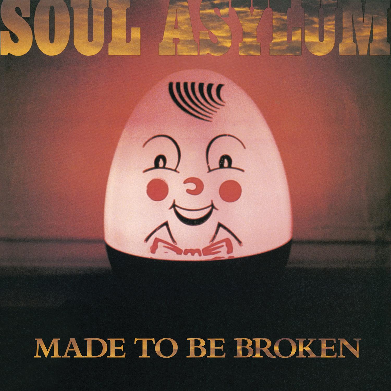 Soul Asylum - Made To Be Broken  Release Date: July 20, 2018 Label: Omnivore Recordings  SERVICE: Mastering, Restoration NUMBER OF DISCS: 1 GENRE: Rock FORMAT: CD