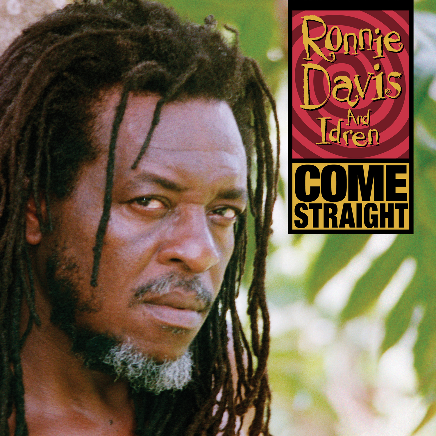 Ronnie Davis And Idren - Come Straight  Release Date: August 3, 2018 Label: Omnivore Recordings  SERVICE: Mastering NUMBER OF DISCS: 1 GENRE: Reggae FORMAT: CD
