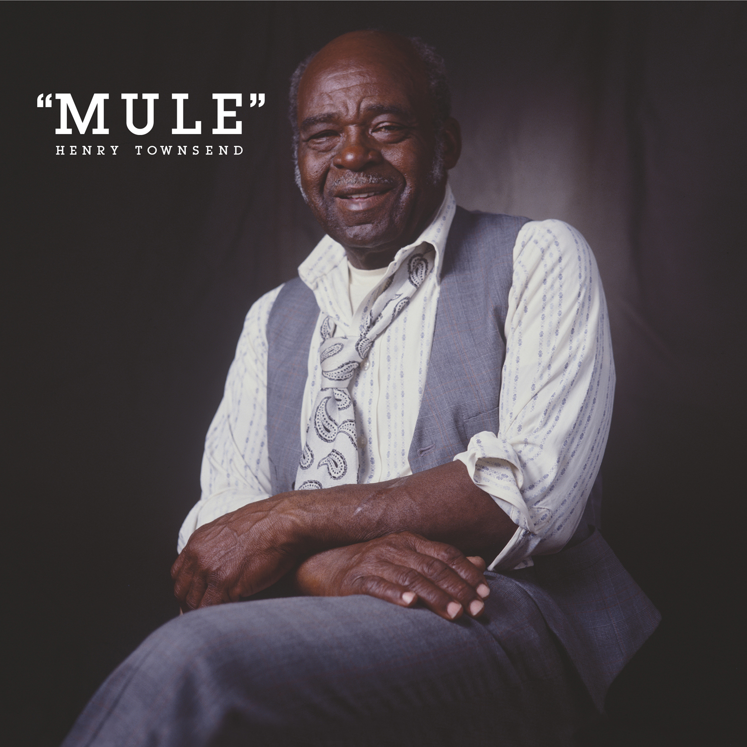 """Henry Townsend - """"Mule""""  Release Date: December 7, 2018 Label: Omnivore Recordings  SERVICE: Mastering NUMBER OF DISCS: 1 GENRE: Blues FORMAT: CD"""