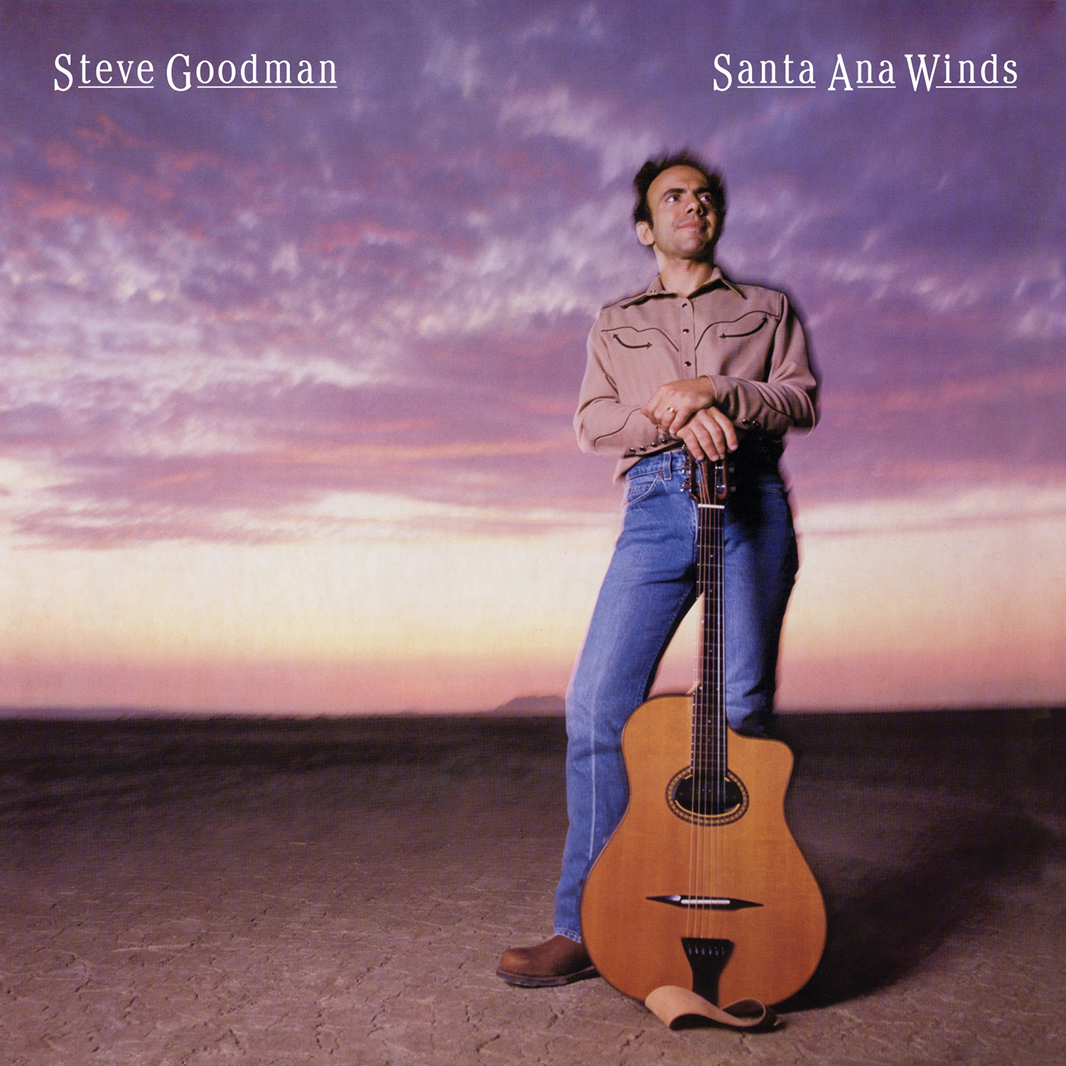 Steve Goodman - Santa Ana Winds  Release Date: August 9, 2019 Label: Omnivore Recordings  SERVICE: Mastering, Restoration NUMBER OF DISCS: 1 GENRE: Country FORMAT: CD