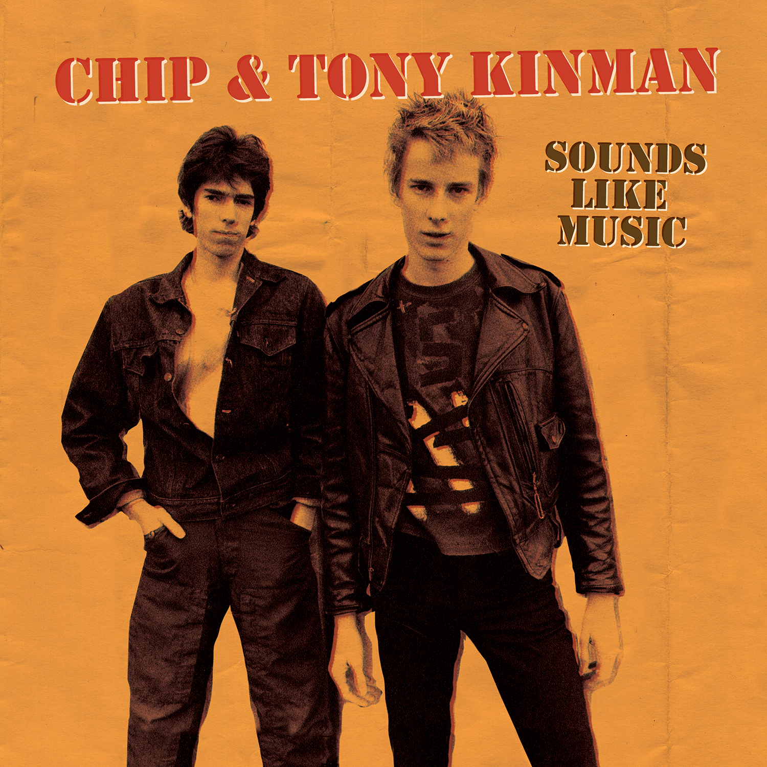 Chip & Tony Kinman - Sounds Like Music  Release Date: June 28, 2019 Label: Omnivore Recordings  SERVICE: Mastering, Restoration NUMBER OF DISCS: 1 GENRE: Punk, Country, Electronic FORMAT: CD