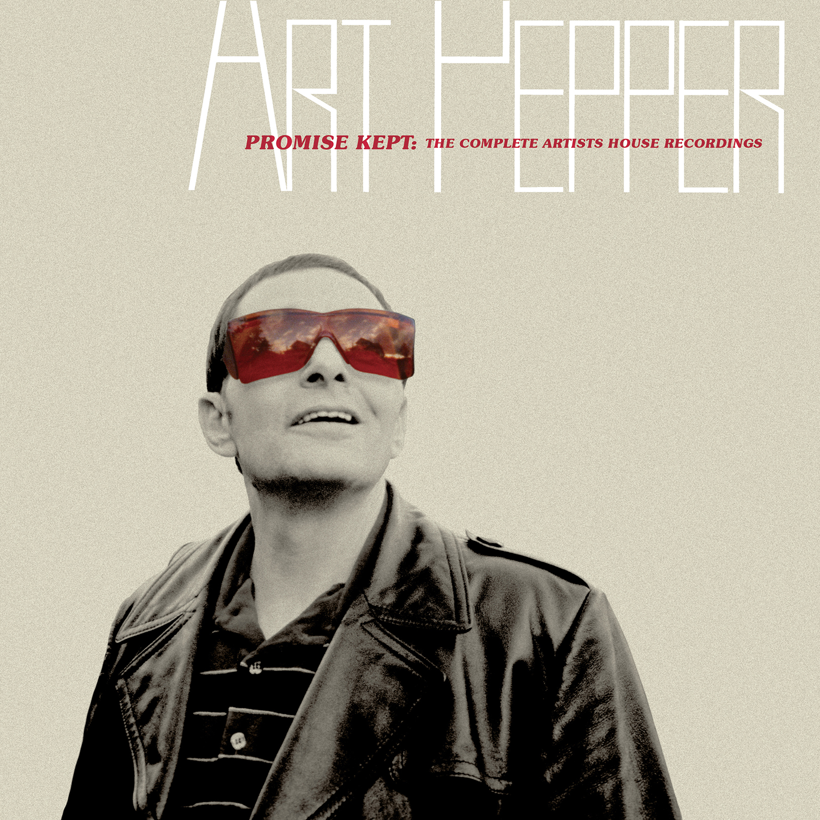 Art Pepper - Promise Kept: The Complete Artists House Recordings  Release Date: September 13, 2019 Label: Omnivore Recordings  SERVICE: Mastering, Restoration NUMBER OF DISCS: 6 GENRE: Jazz FORMAT: CD