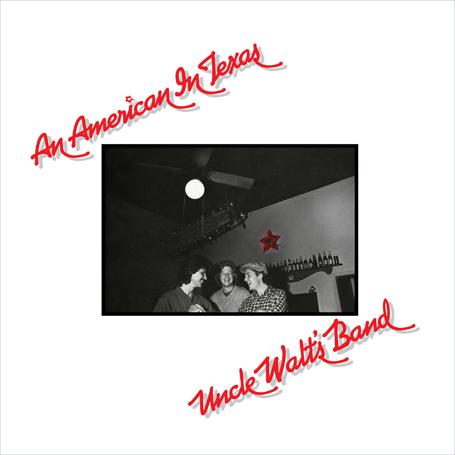 Uncle Walt's Band - An American In Texas  Release Date: November 1, 2019 Label: Omnivore Recordings  SERVICE: Mastering NUMBER OF DISCS: 1 GENRE: Americana FORMAT: CD, LP