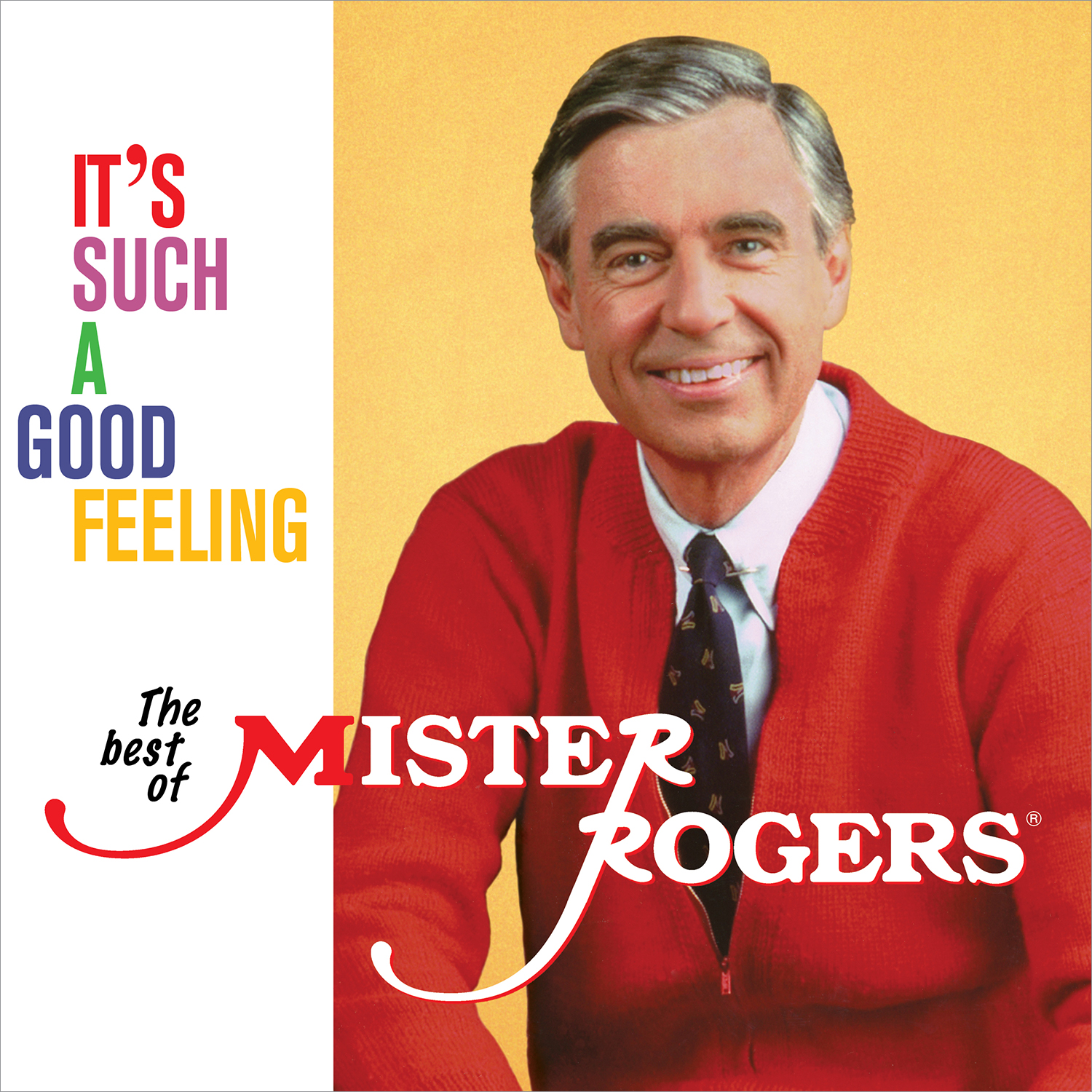 Mister Rogers - It's Such A Good Feeling: The Best Of Mister Rogers  Release Date: October 4, 2019 Label: Omnivore Recordings  SERVICE: Mastering, Restoration NUMBER OF DISCS: 1 GENRE: Vocal FORMAT: CD