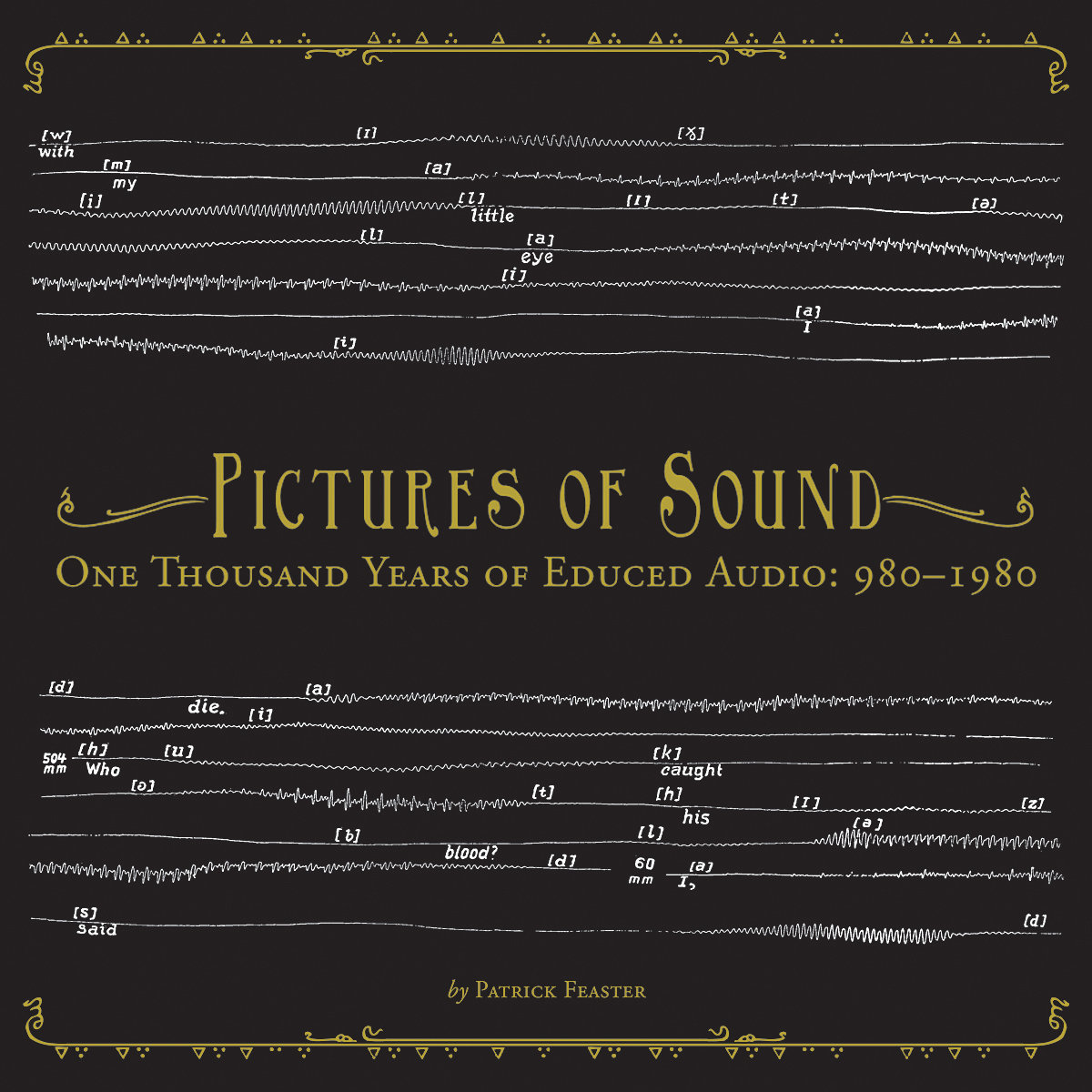 Pictures Of Sound: One Thousand Years Of Educed Audio: 980-1980  Release Date: November 6, 2012 Label: Dust-to-Digital  SERVICE: Mastering NUMBER OF DISCS: 1 GENRE: Historical FORMAT: CD