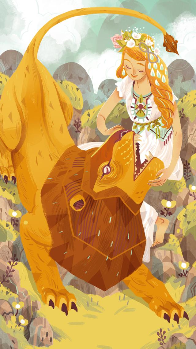 Illustration by  Maike Plenzke for  Poolga