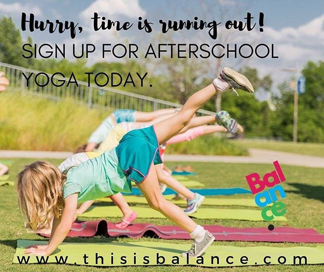 Find us at: Southern Soul Yoga + Normal Park Upper & Lower Schools + St. Peter's + St. Nicholas + Fairyland Elementary + Lookout Mountain School + The Montessori School + Battle Academy.  Sign up through www.thisisbalance.com (link in bio). @southernsoulchattanooga @normalparkspark @stpetersschoolchatt @stnschatt @tmschattanooga