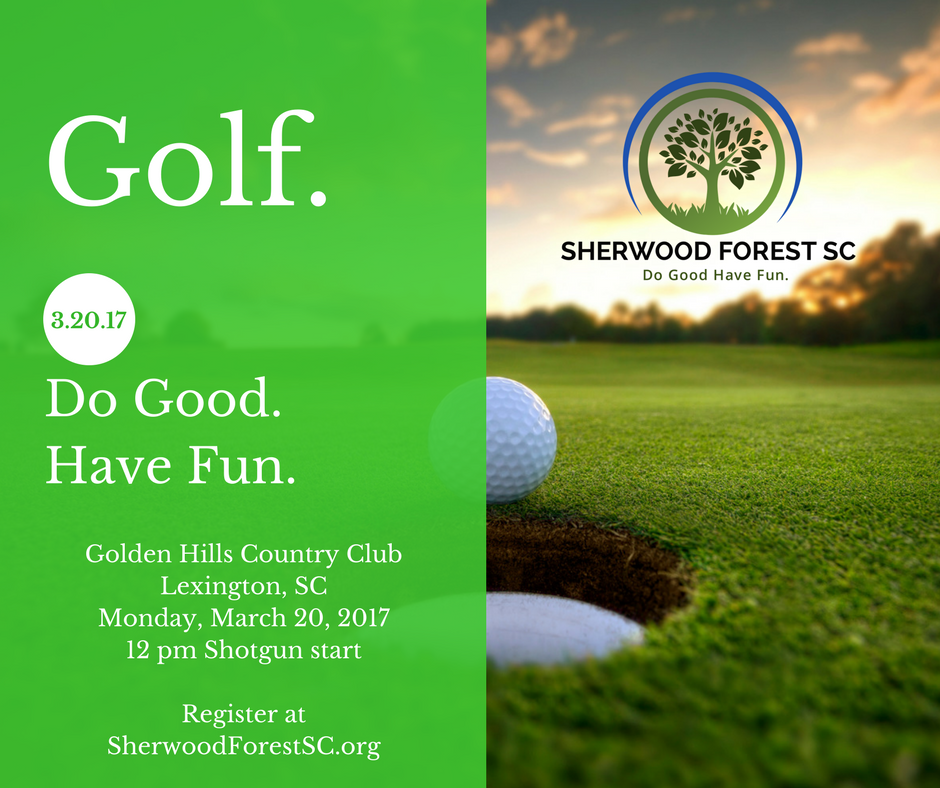 Sherwood Forest SC Golf Tournament