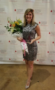 Leukemia and Lymphoma Society's Woman of the Year 2017 Midlands Lisa Hostetler LawyerLisa