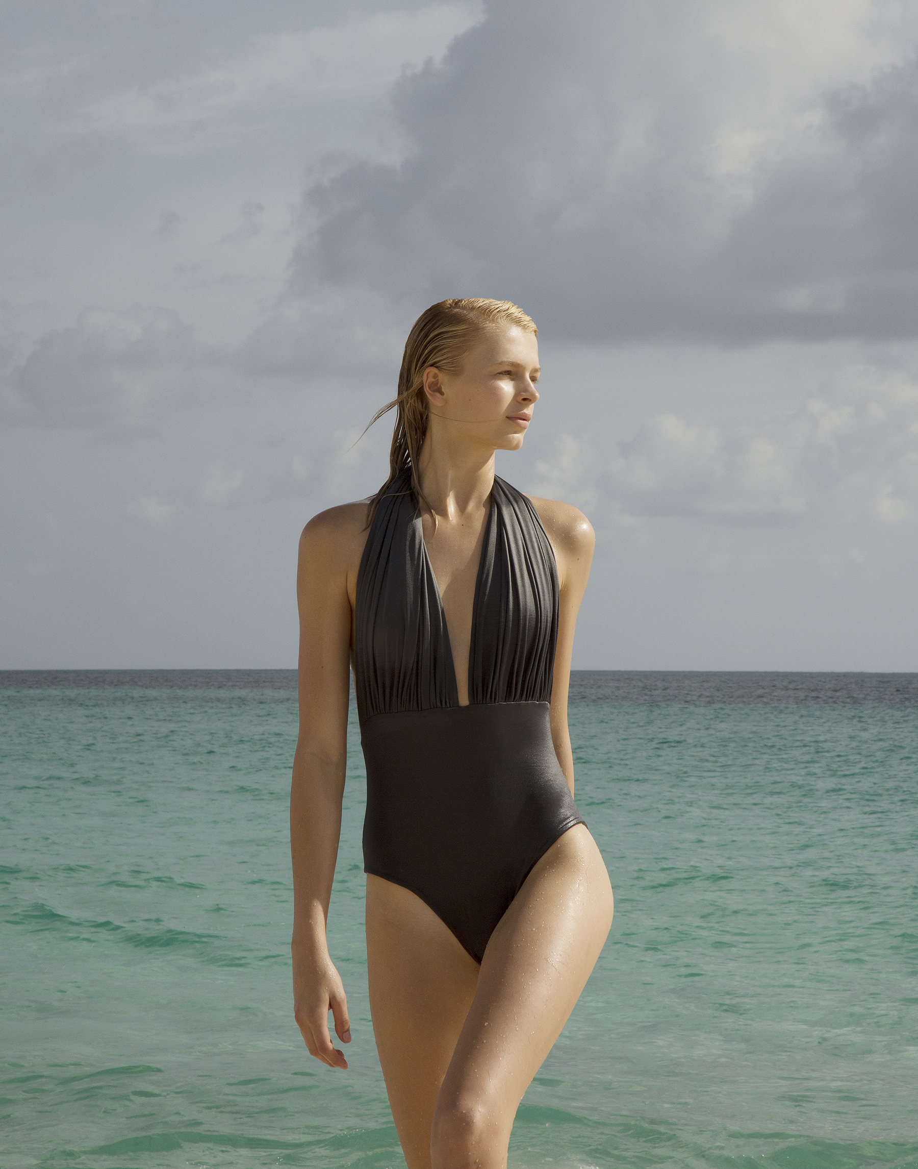 Platinum Vitali One-Piece