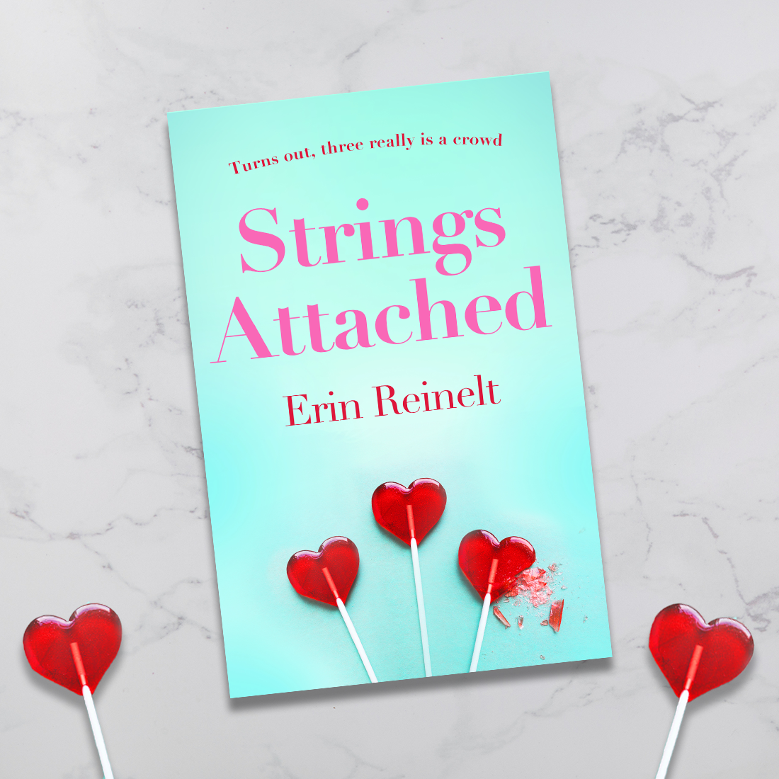Strings Attached, Summer 2019 with Trapeze Books, U.K.