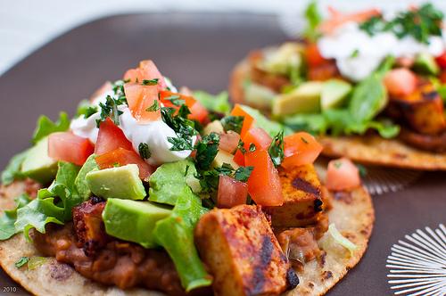 Tofu Tacos
