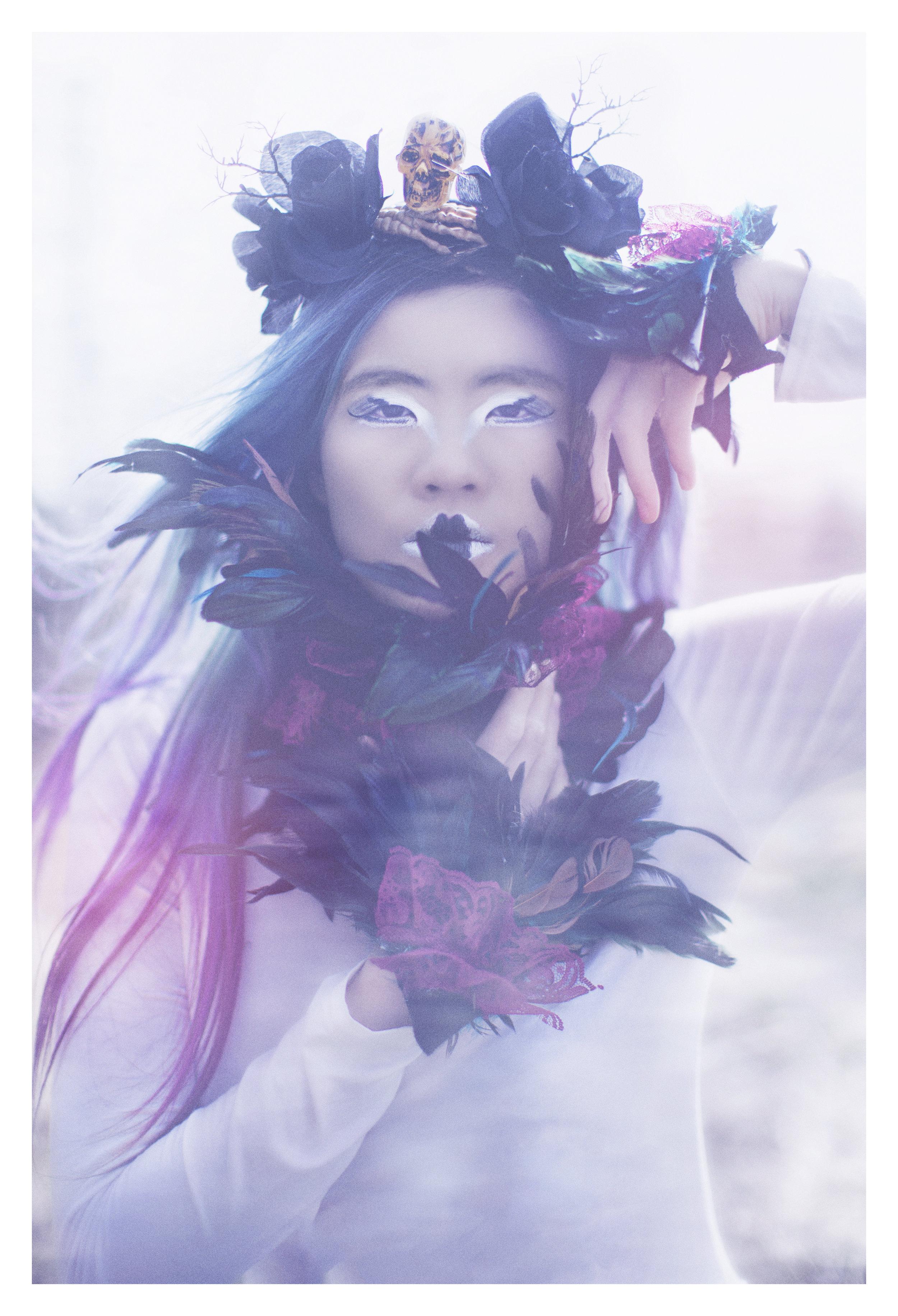 Model / Headpiece Designer :KittyNightmarest - EDMONTON, AB | 2017