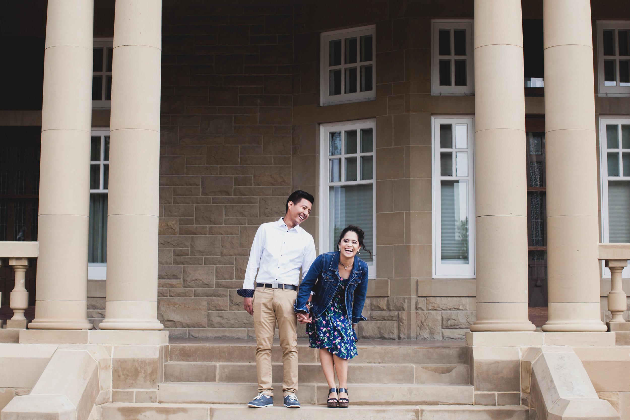 government-house-park-engagement-photos