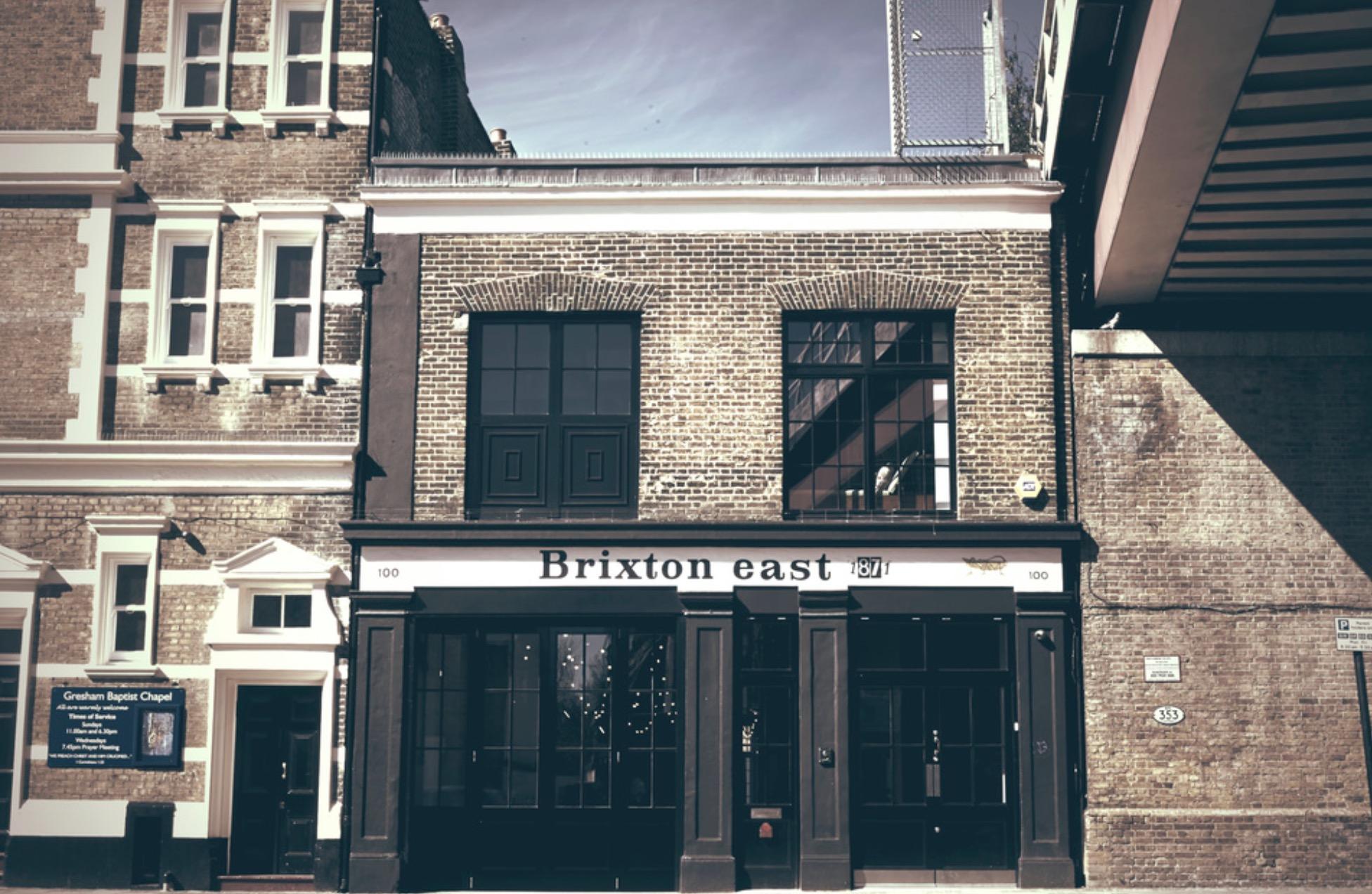 BRIXTON EAST