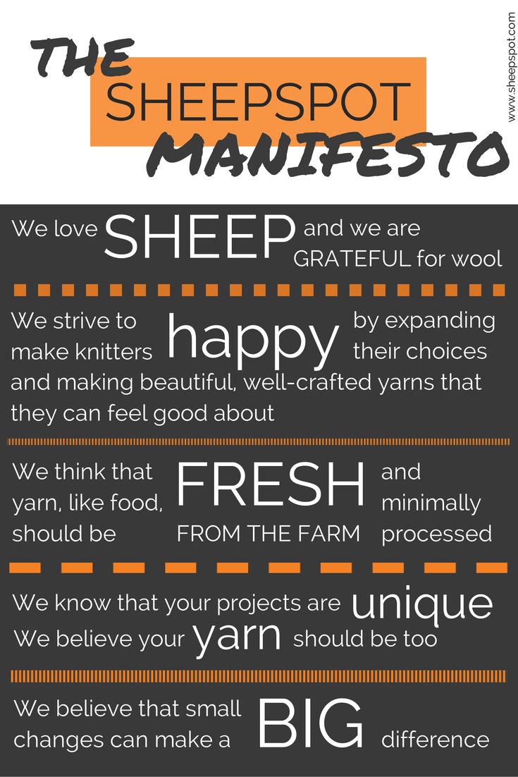 The Sheepspot Manifesto