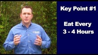 Soccer Nutrition Tips