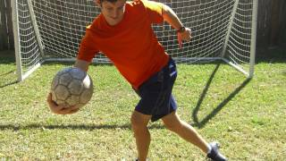Soccer Passing Drills - Soccer Bowling