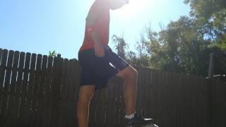 Basic Soccer Juggling Pick Up