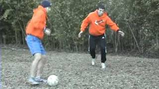 MLS Jed Zayner Demonstrates How to Defend