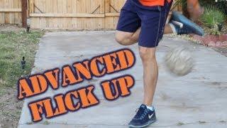 Advanced Soccer Juggling Trick